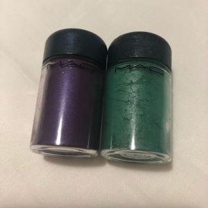 MAC Pigment Color Powder Set